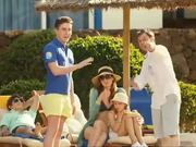 Thomas Cook Commercial: Trunks