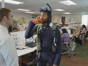 Lucozade Energy Commercial: Powered by Glucose