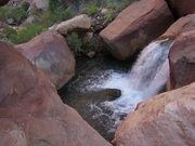 Grand Canyon National Park: Split Rock Waterfall