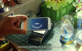 Visa Video: Feel Faster Flow Faster