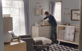 Samsung Commercial: Baby Swaddle Master