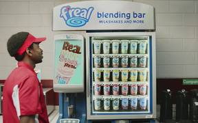 F'Real Commercial: Real Milkshakes
