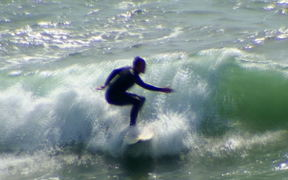 Surfing Fun Time