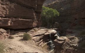 Grand Canyon National Park: Patios at Deer Creek