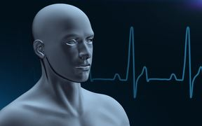 Human Medical Background - Loopable