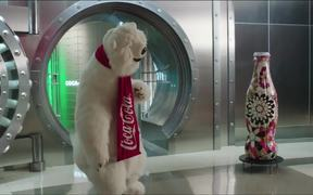 Coca-Cola Commercial: Ice Bottle
