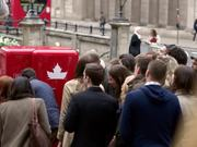 Molson Commercial: The Beer Fridge
