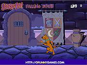 Scooby Doo Falling Stone