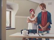B&Q Ad: Unloved Room