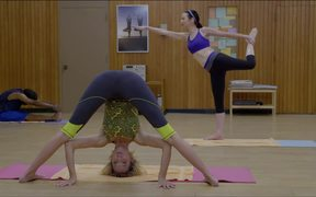 Planet Fitness Video: Yoga