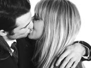 Burberry Ad: Trench Kisses
