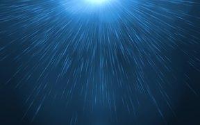 Blue Light Streaks