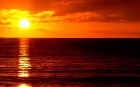 Epic Beautiful Sunrise