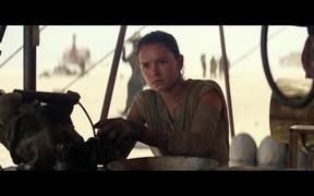 Star Wars - The Force Awakens Trailer