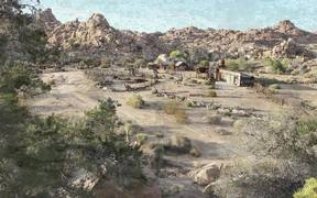 Joshua Tree National Park: Keys Ranch Tour-Part 2