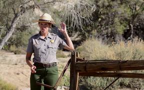 Joshua Tree National Park: Keys Ranch Tour-Part 2