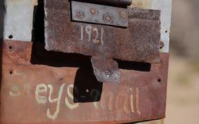 Joshua Tree National Park: Keys Ranch Tour-Part 3
