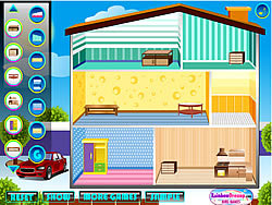 doll house game play online at y8 com
