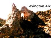 Great Basin NP: Lexington Arch Ranger Minute