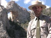 Great Basin NP: Lexington Arch Ranger Minute