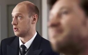 Carling Ad: The Royal Baby's Room