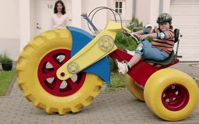 Skoda Video: Not Your Everyday Family Car