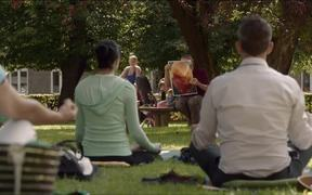 McDonald's Commercial: Yoga