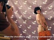 Cow Chocolate Commercials: Olga