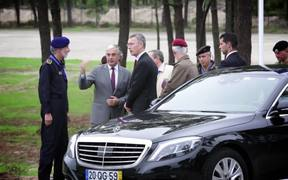 NATO Exercise Ends in Show of Force