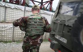 Moldova Helps Builds Peace in Kosovo