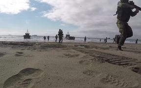 British Royal Navy prepares for Trident Juncture