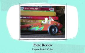 Project 11 Pick-a-Color