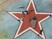 Soviet Planes Descend on Riga