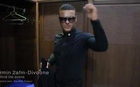Armin 2AFM - Divoone - Behind The Scenes