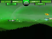 Ben 10 Air Strikes