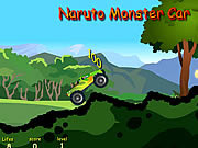 Naruto Monster Car