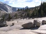 Yosemite National Park: Glaciers