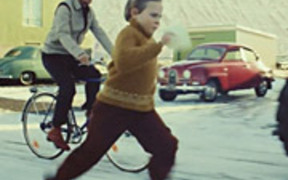 Arla Commercial: The Messenger