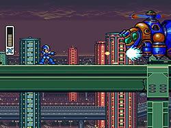 Mega Man X (1994) Game - Play online at Y8 com