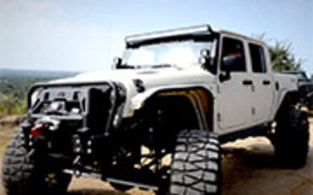 Charity Trail Drive Benefiting Wounded Veterans