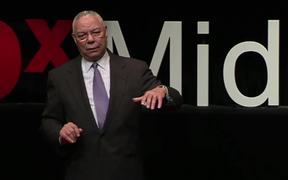 Colin Powell - Kids Need Structure