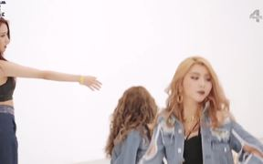 4MINUTE - Crazy -  Behind The Scenes
