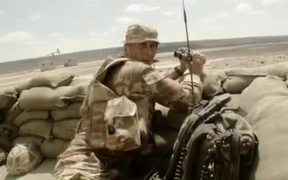 British Army Commercial O.P.