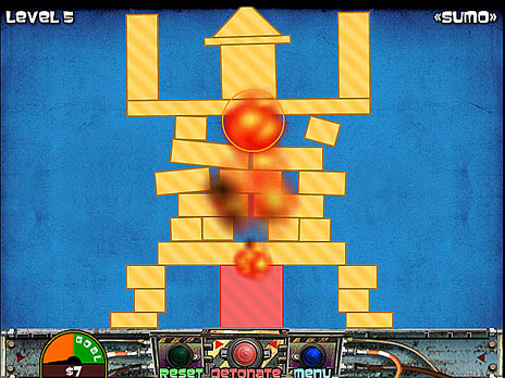 Building Blaster Game - Play online at Y8.com