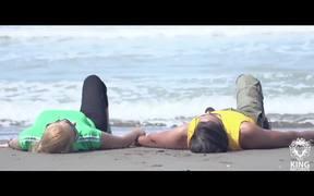 Ghazal Sheydaei - Sahel Official Music Video