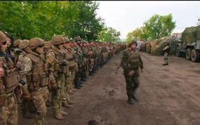 Ukraine's Armed Forces