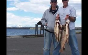 Yellowstone National Park: Fishing in Yellowstone
