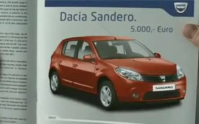 Renault Dacia Commercial: Circle