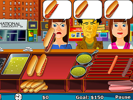 Hot Dog Bush Game Play Online At Y8 Com