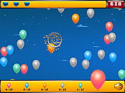 Crazy Balloon Shooter